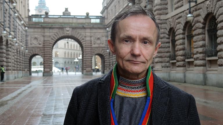 Håkan Jonsson. Foto: Sameradion & SVT Sápmi