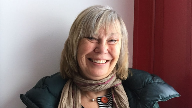 Ewa Ljungdahl, Gaaltije. Foto: Hanna Nutti /Sameradion & SVT Sápmi