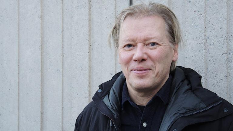 Tomas Colbengtson. Foto: Sameradion & SVT Sápmi