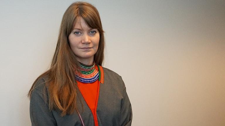 Josefina Lundgren Skerk, Jakt och Fiskesamerna vice ordförande i Sametingets styrelse