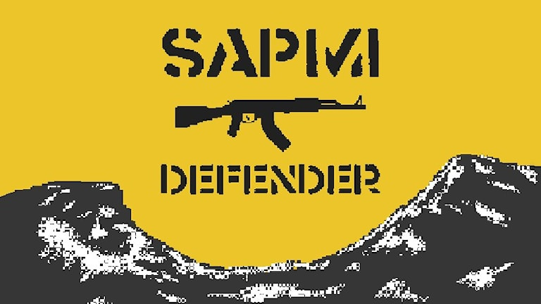 Spelet Sápmi Defender. Bild: Totte Taflin