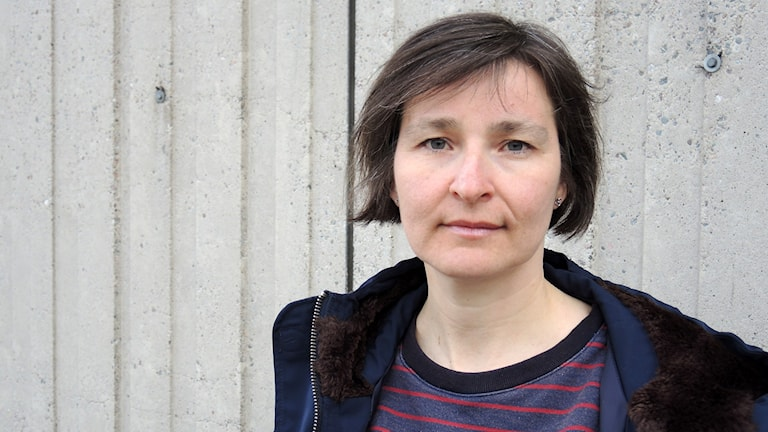 Anna Hylander. Foto: Sameradion & SVT Sápmi