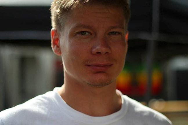 Emil Juuso Dansklacken på Dosan lágáideaddji