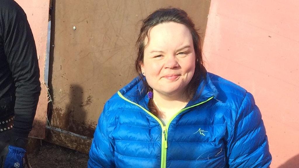 Margret Fjellström. Foto: Privat