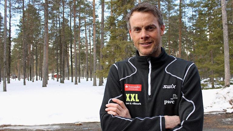 Jörgen Aukland siktar på att kamma hem 50 000 kronor och vandringspokalen som vinnaren får