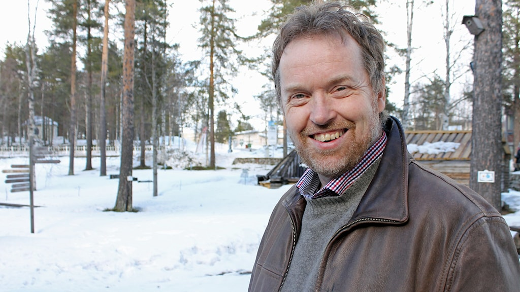 Olle Backman har skrivit boken om Nordenskiöldsloppet