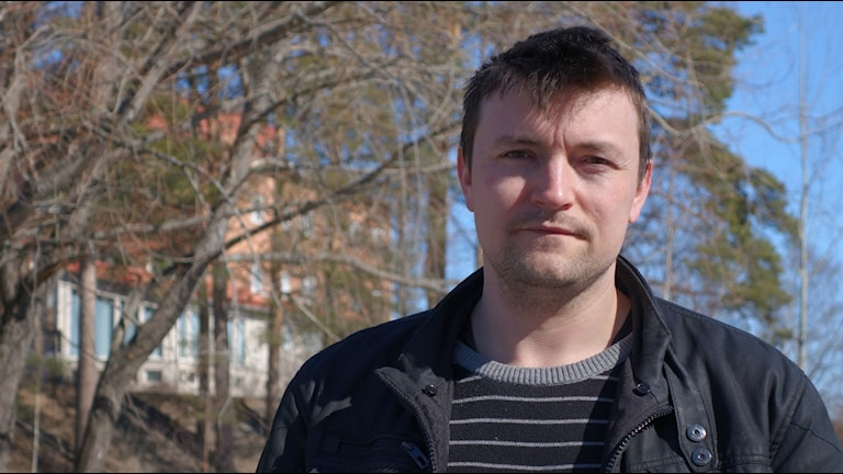Torkel Stångberg, ordförande i Vaapsten Sijte.