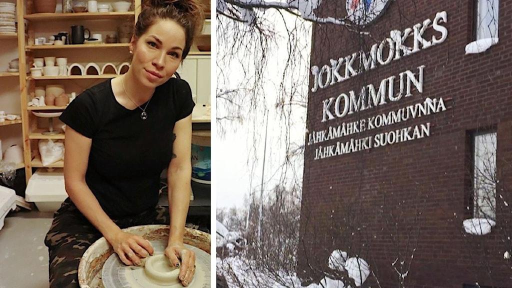 Elina Nordkvist, Jokkmokk.