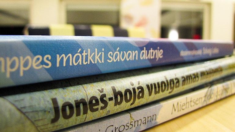 Samiska böcker.