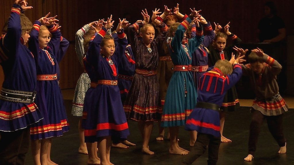 Sameskolan dans