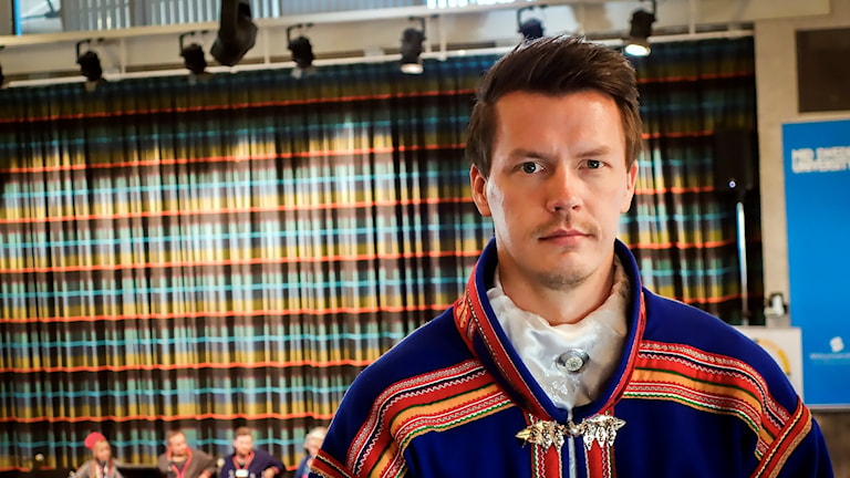 Lars Miguel Utsi, Guovssonásti