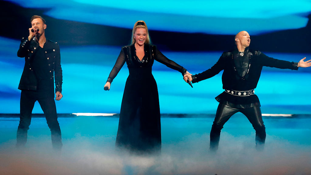 Keiino i Eurovision Song Contest