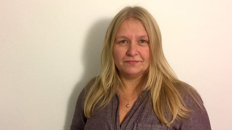 Katarina Parfa Koskinen. Foto: P4 Norrbotten