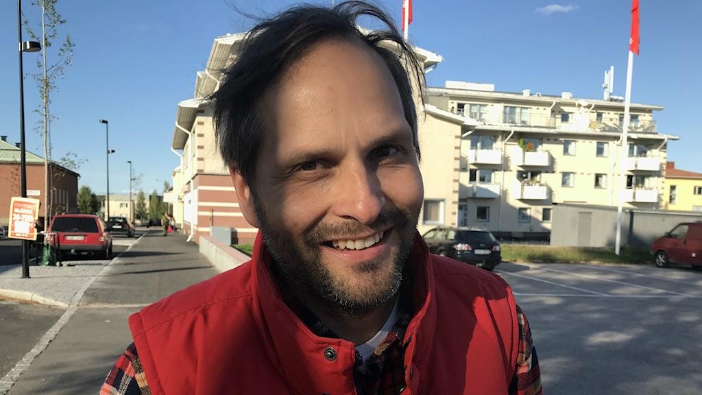 Henrik Blind, kommunalpolitiker Jokkmokks kommun