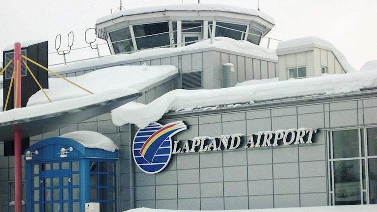 Gällivare flygplats