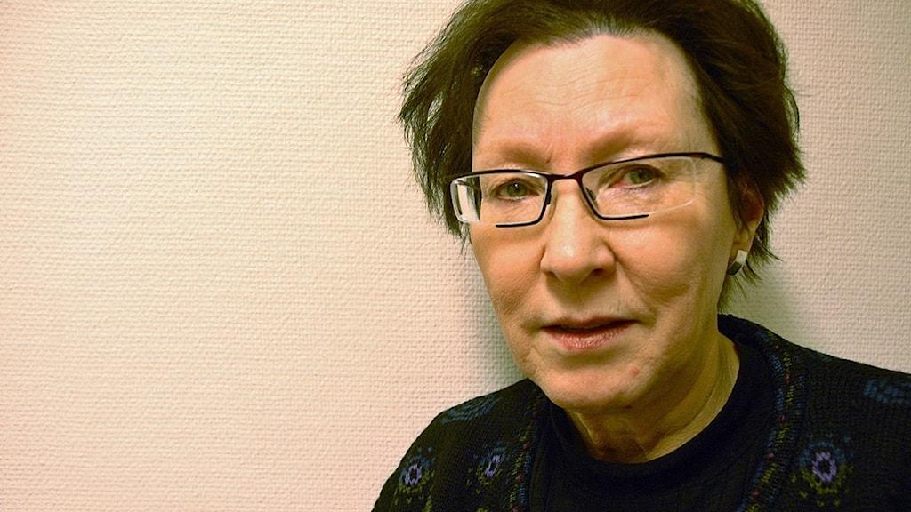 Rose Marie Huuva. Foto: Per-Josef Idivuoma.
