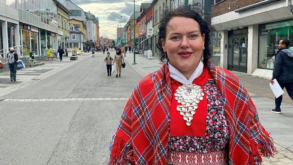 Silje Karine Muotka