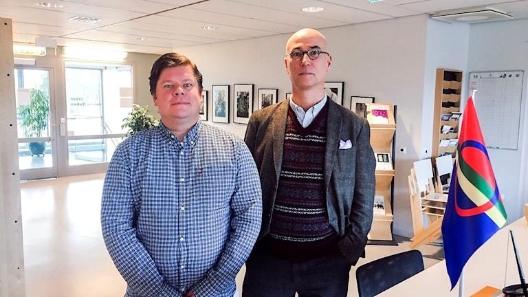 Carl-Gösta Ojala, Jonas Monié Nordin.