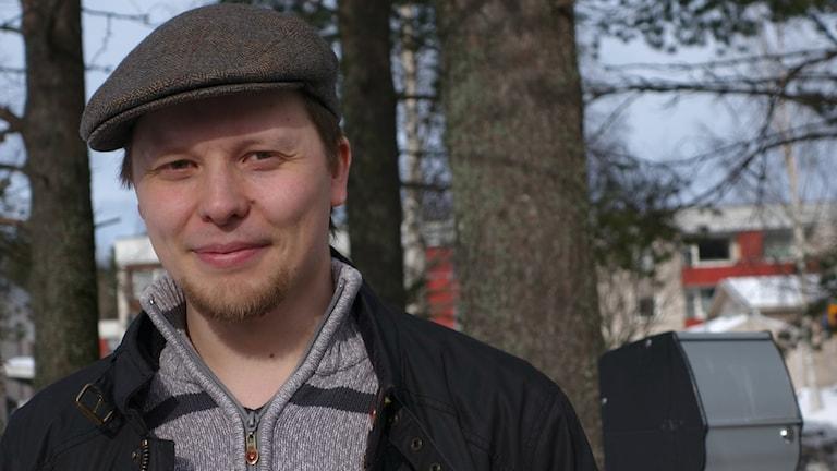 Oscar Sedholm, Jakt- och fiskesamerna