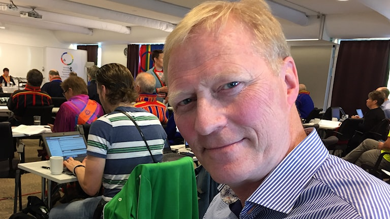 Eivind Torp, docent i juridik vid Mittuniversitet.