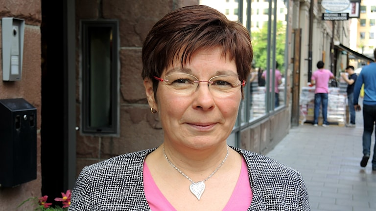 Marianne Persson, Jijnjevaerie sameby. Foto: Sameradion & SVT Sápmi