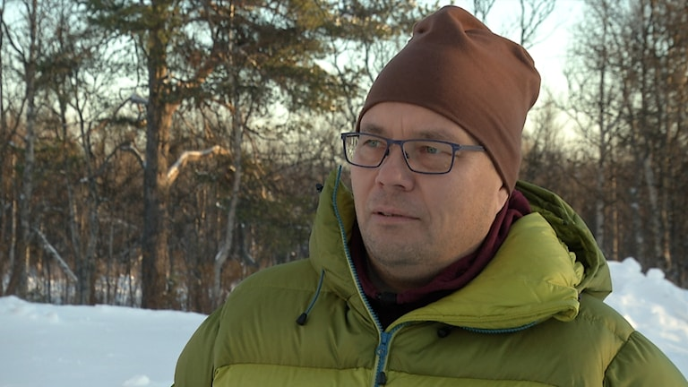 Kjell-Åke Pittsa, ordförande i Unna Tjerusj