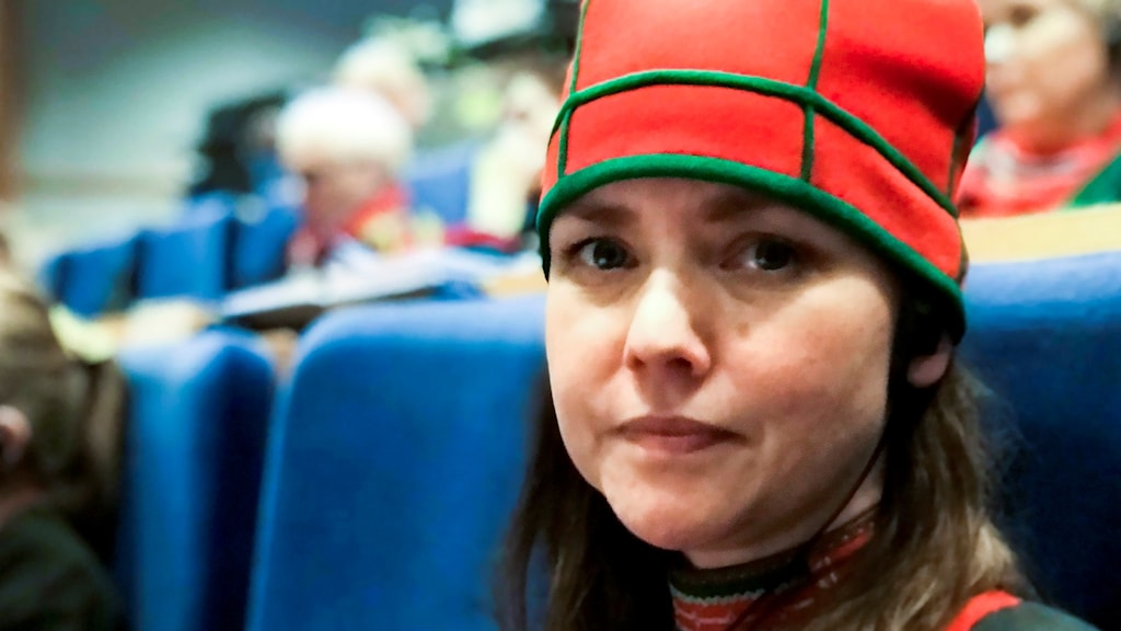 Marie Persson Njajta, Landspartiet svenska samer, vill se en lagstiftning som har hänsyn till alla samer.