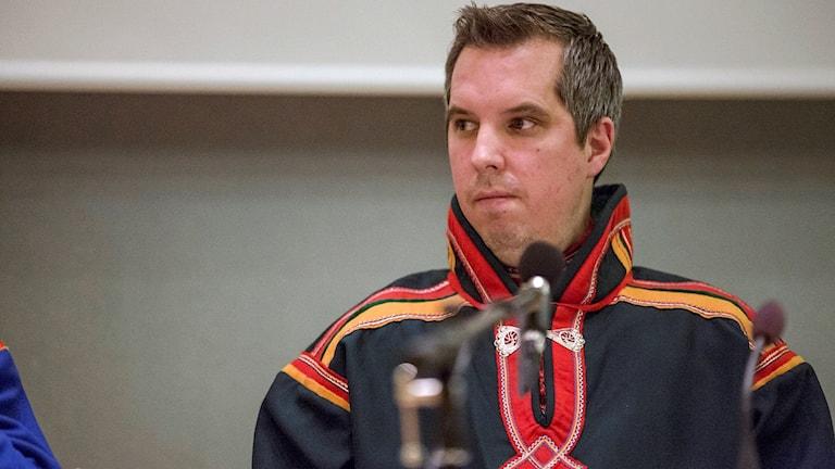 Simon Wetterlund, Partiet samerna