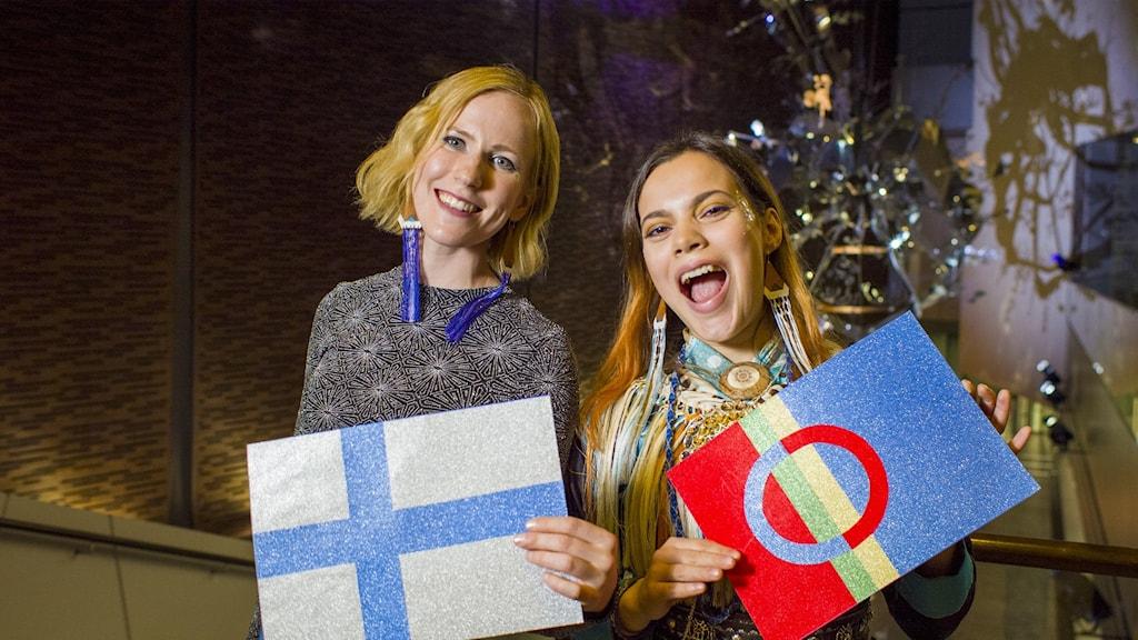 Vildá vuottii Music Moves Europe Talent Awards 2021 bálkkašumi