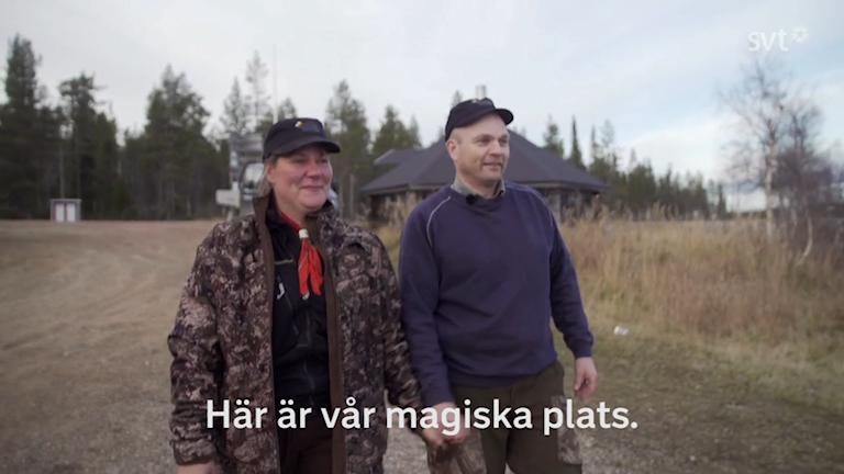 """Från dokumentären """"Vi valde vår dröm"""""""
