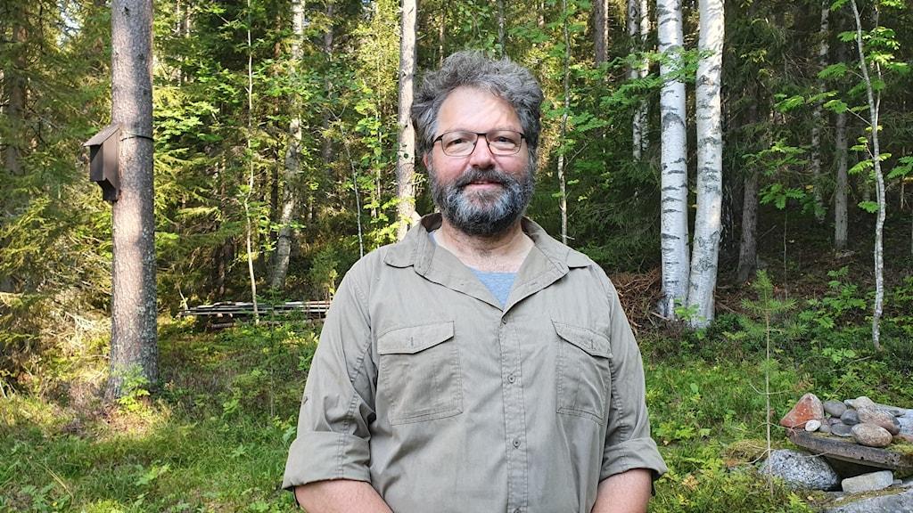Michael Schneider Rovdjursansvarig, Länsstyrelsen Västerbotten.