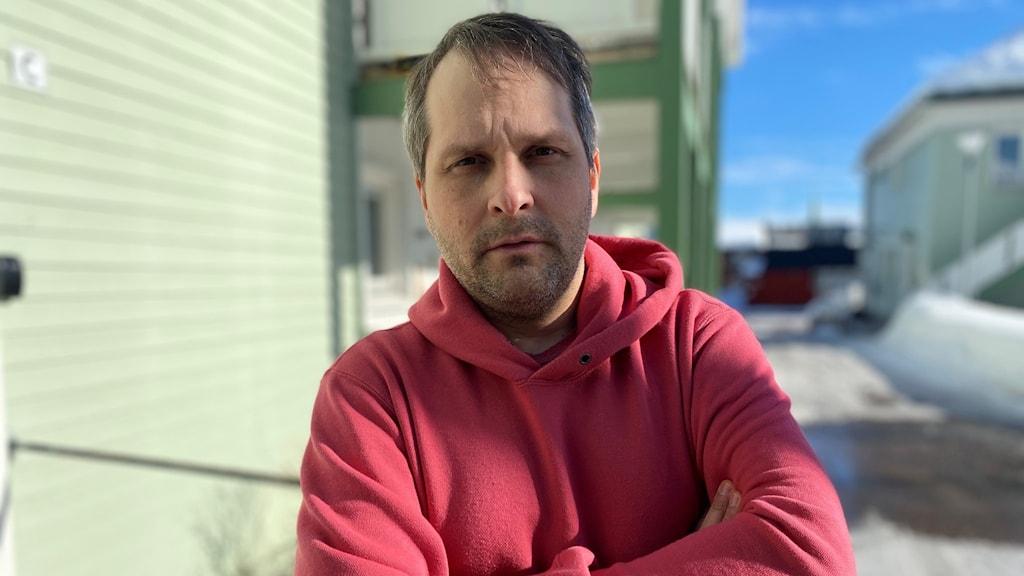 Henrik Blind, Jokkmokk