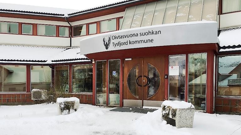 Tysfjord kommun