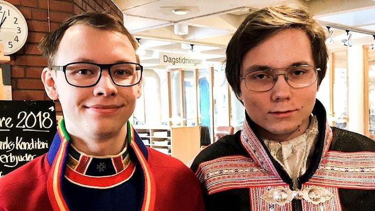 Antaris Vannar ja Matto Skum