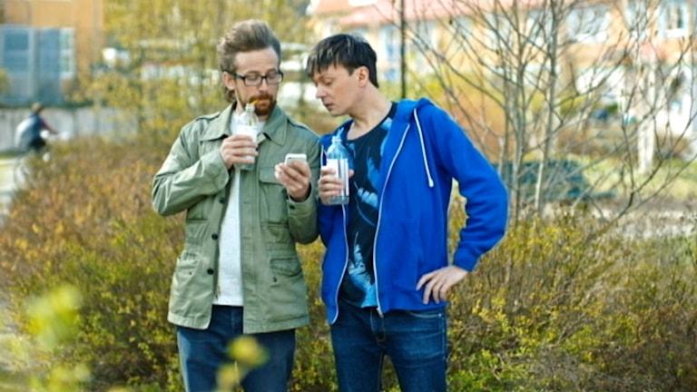 Ur Bauta-serien på SVT Play