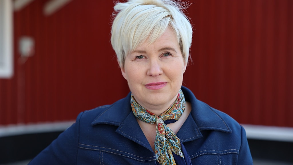 Christina Åhrén, Min geaidnu