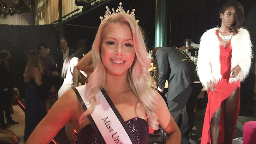 Ida Omvar, Miss Universe Sweden