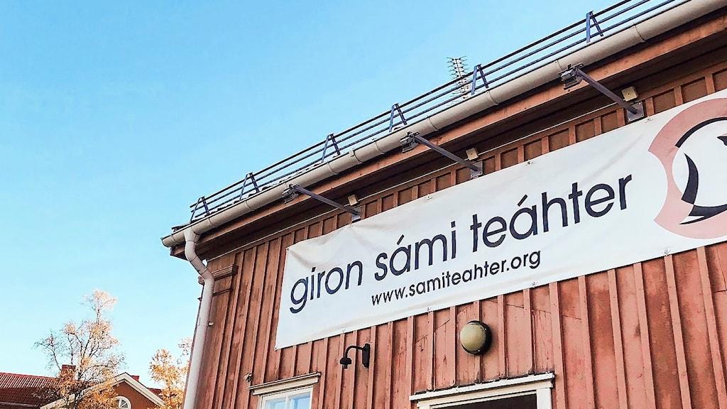 Giron sámi teáhter