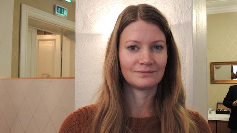 Josefina Skerk (JoF). Foto: Sameradion & SVT Sápmi