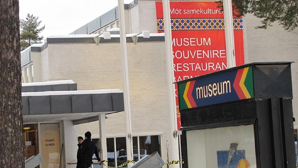 Ajtte museum