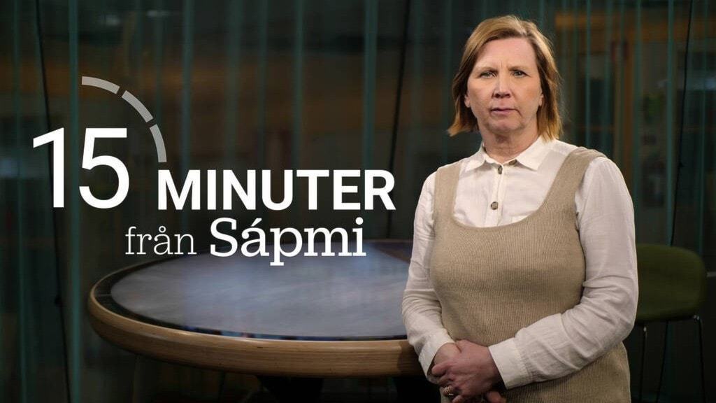 15 minuter från Sápmi