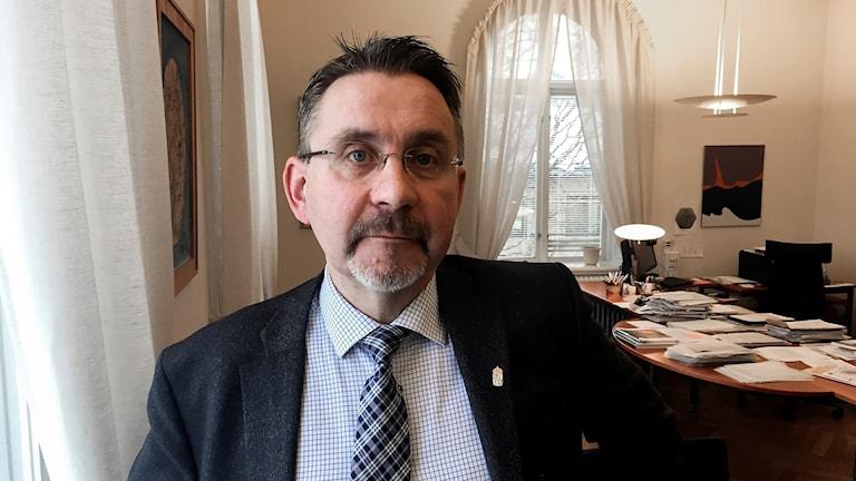 Johan Antti, länsråd
