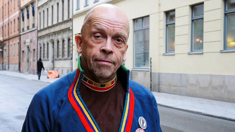 Stefan Mikaelsson, ordförande i Sametingets näringsnämnd berättar mer om förslaget till näringspolitisk strategi.