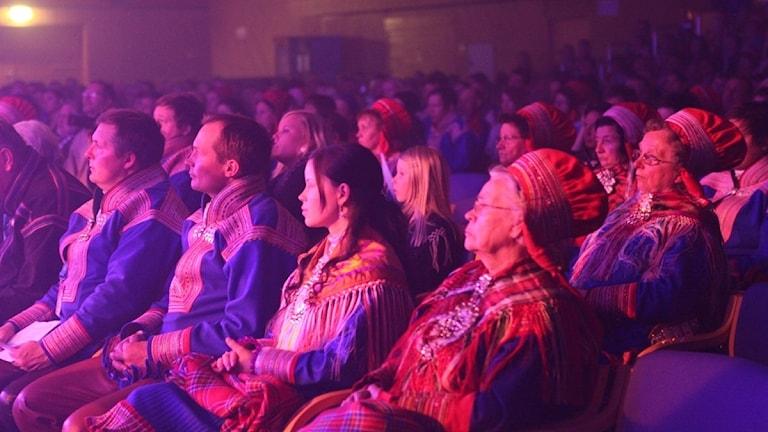 Publiken Sámi Grand Prix 2011