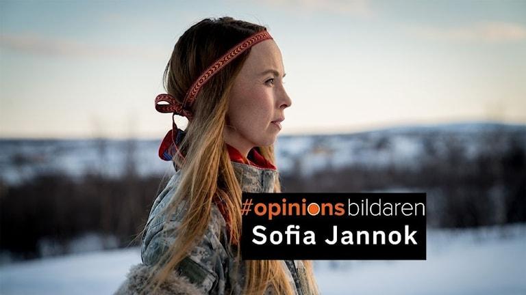 Puff för Sofia Jannok opinionsbildaren