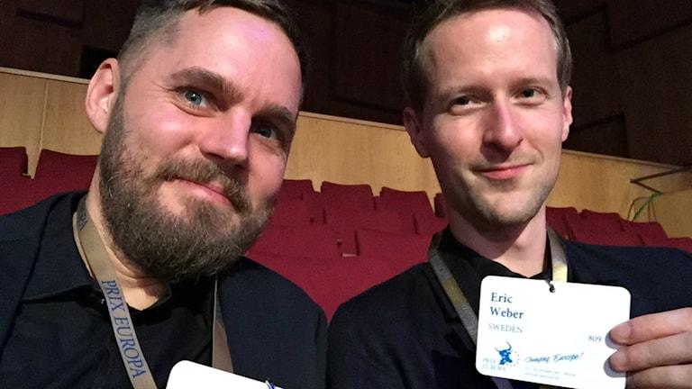 David och Eric