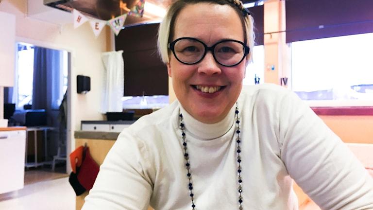 Anna-Karin Länta är författaren bakom boken.