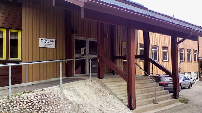 Samernas utbildningscentrum i Jokkmokk.