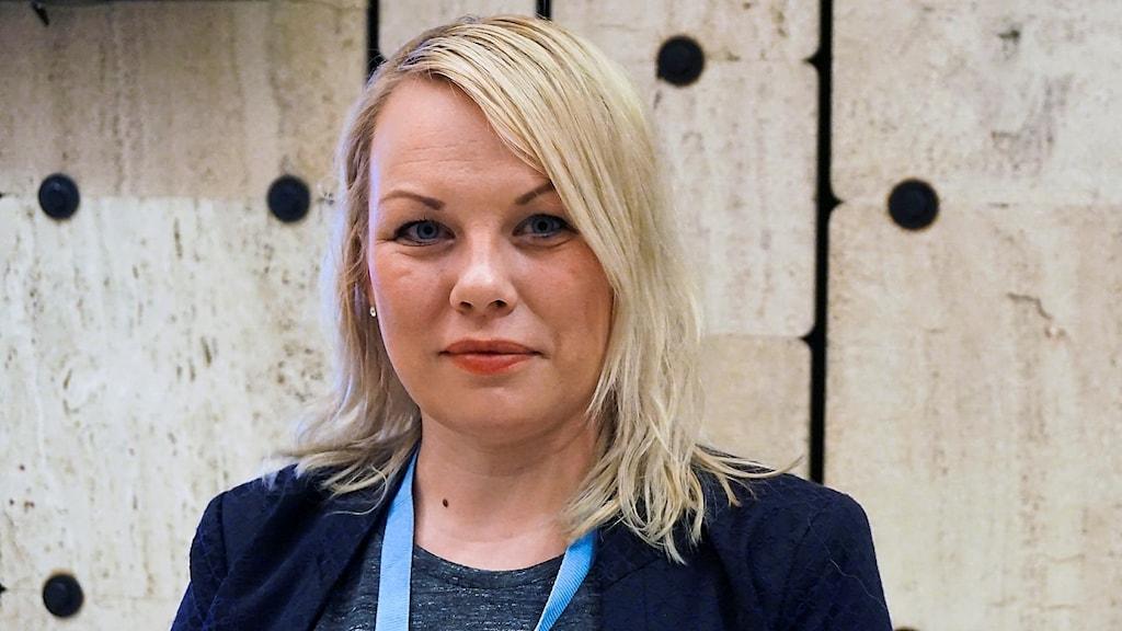 Laila Susanne Vars, direktör på Gáldu – kompetenscenter för urfolksfrågor