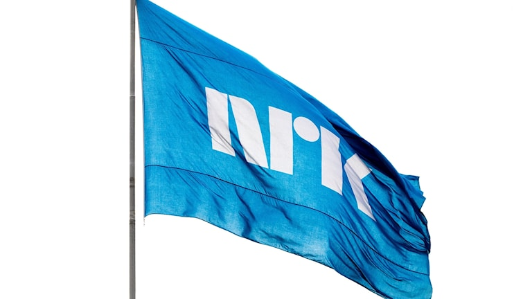NRK flagga